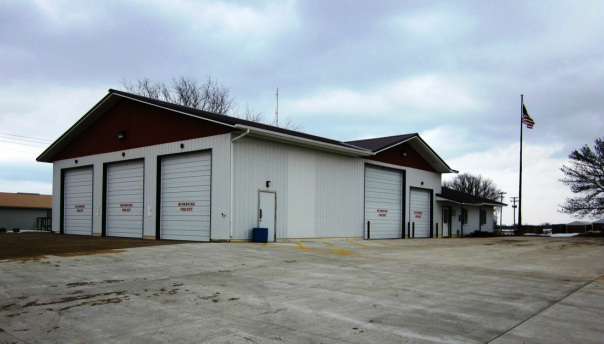 Wilson Township Fire Hall